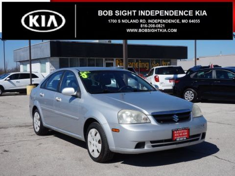 Pre-Owned 2007 Suzuki Forenza Base