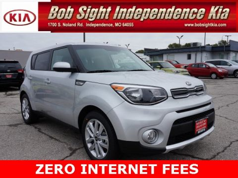 New 2018 Kia Soul Plus FWD 4D Hatchback