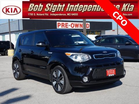 Certified Pre-Owned 2016 Kia Soul Exclaim FWD 4D Hatchback