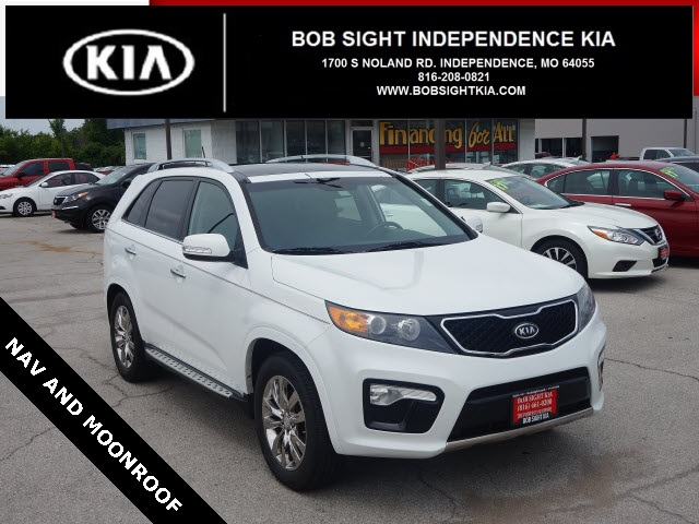 Wonderful Pre Owned 2013 Kia Sorento SX