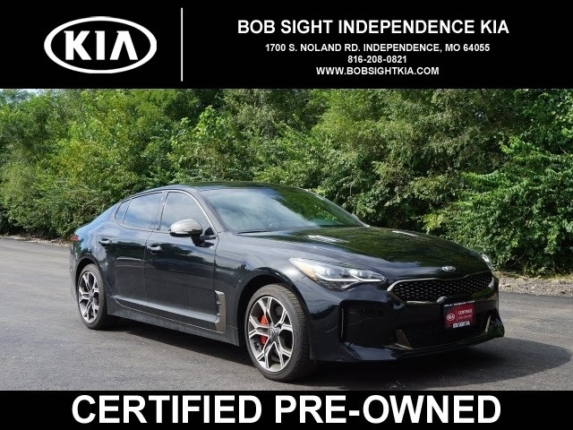 Certified Pre-Owned 2019 Kia Stinger GT