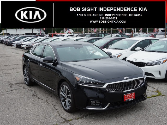 New 2018 Kia Cadenza Technology