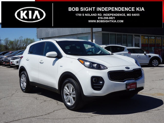 Certified Pre Owned 2017 Kia Sportage Lx