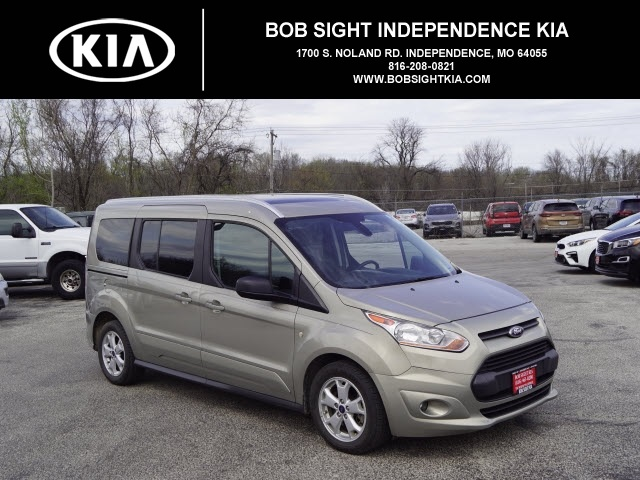 Pre-Owned 2016 Ford Transit Connect XLT
