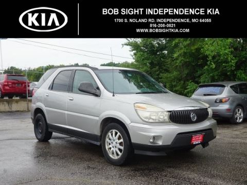 Pre-Owned 2007 Buick Rendezvous CX